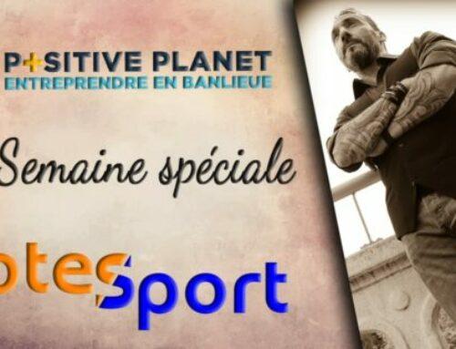 Positive Planet France spéciale Potesport