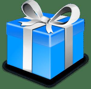 Cadeau offert par potesport