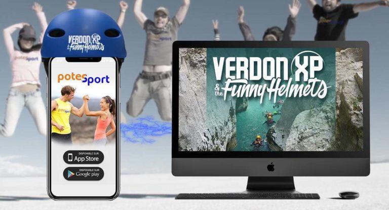 VerdonXP & the funny Helmets