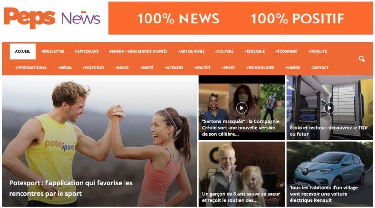 Peps news le site