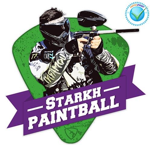 Logo de Stark Paintball