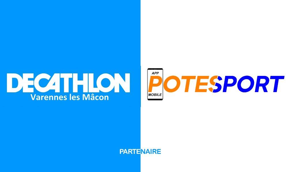 Partenariat Potesport Varennes-lés-Macon